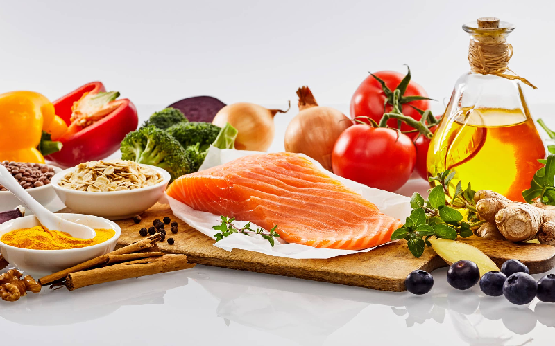 FOODS THAT FEED THE BRAIN AS WELL AS THE BODY