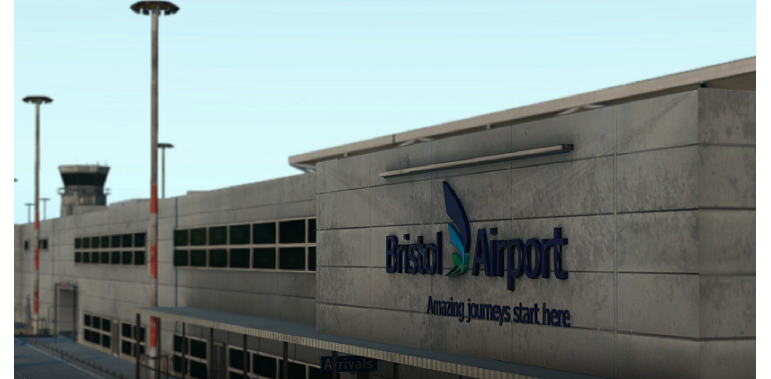 bristol international airport