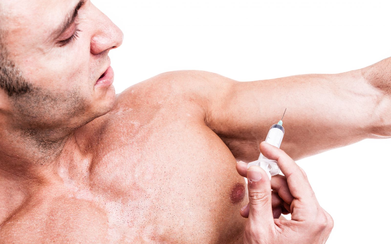 DOES HUMAN GROWTH HORMONE (HGH) REALLY SLOW DOWN AGING?
